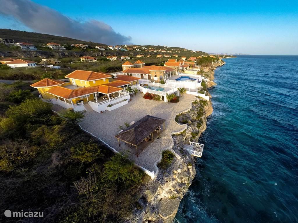 Vakantiehuis Curacao, Banda Abou (west), Coral-Estate Rif St.marie Villa Villa Seashell
