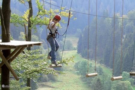 Kletterpark Hemfurth