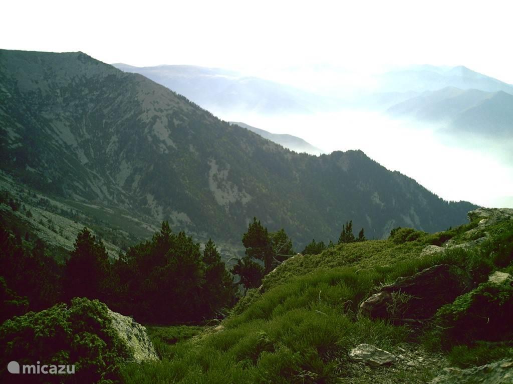 De Canigou beklimmen is een uitdaging
