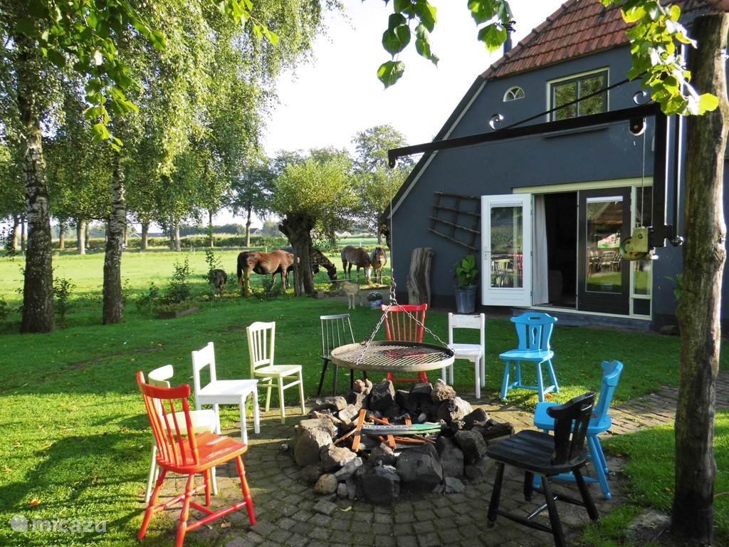Vakantiehuis Nederland, Gelderland, Vaassen boerderij De Wildbane