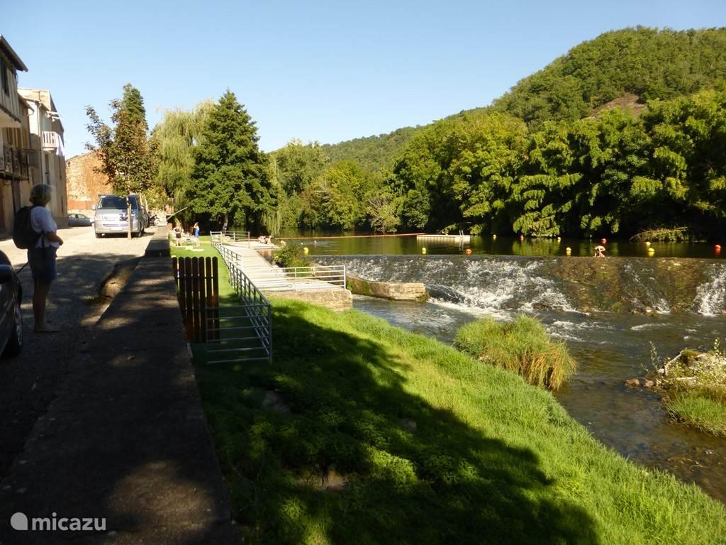 Vacation rental France, Tarn-et-Garonne, Laguepie Townhouse Maison Barry