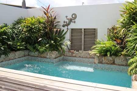 Vakantiehuis Curaçao, Curacao-Midden, Willemstad appartement Kas di Laman Uniek Appartement
