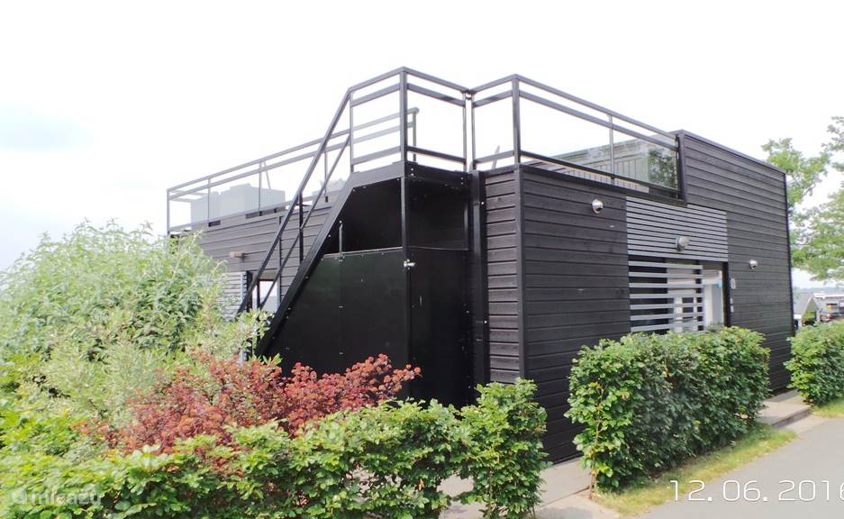 Vakantiehuis Nederland, Gelderland, Hulshorst (Veluwemeer) Chalet Luxe chalet op bad Hoophuizen Acacia