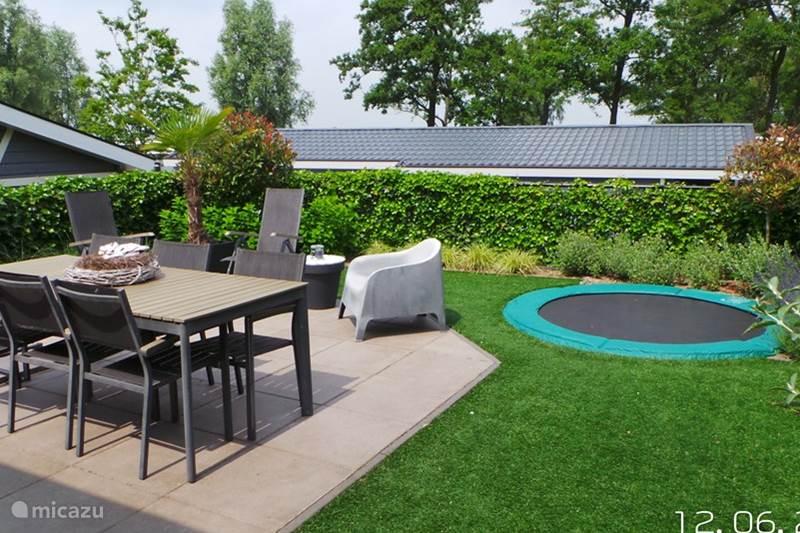 Ferienwohnung Niederlande, Gelderland, Hulshorst Chalet Luxus-Chalet auf Bad Hoophuizen Acacia