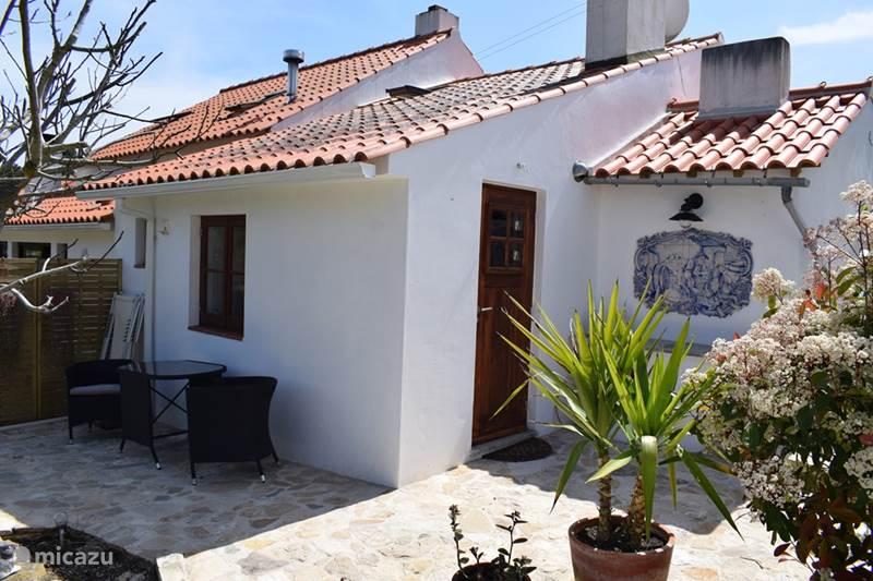 Vakantiehuis Portugal, Costa de Prata, Vale da Palha Vakantiehuis Casa Azul