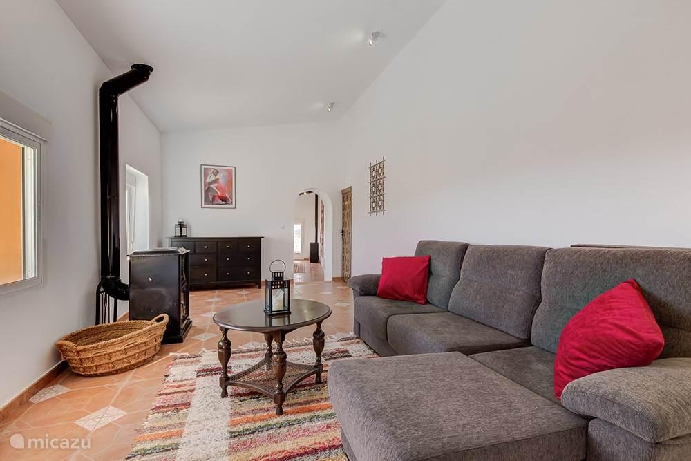 Woonkamer appartement Granada