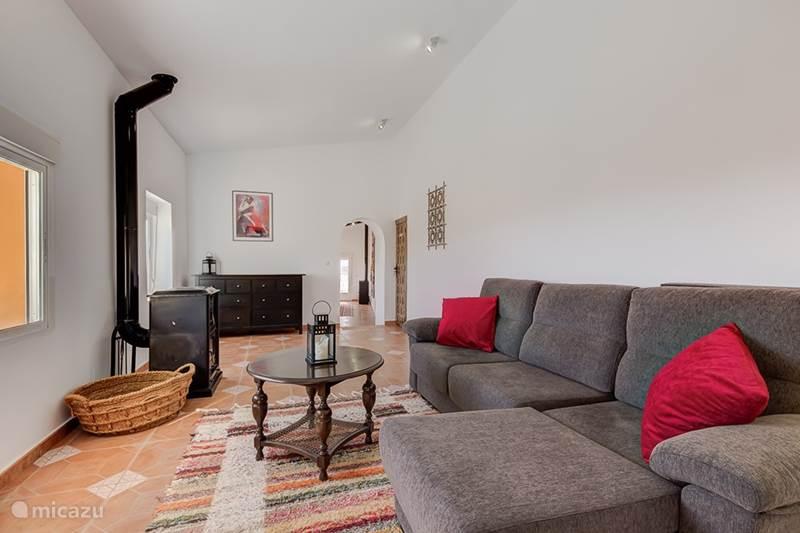 Vakantiehuis Spanje, Andalusië, Albox Appartement Villa Damara - Appartement Granada