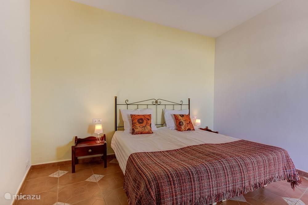 Slaapkamer 1 appartement Granada