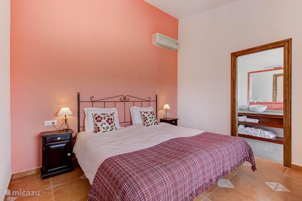 Slaapkamer 2 appartement Granada