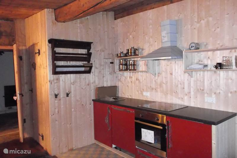 Vacation rental Austria, Carinthia, Kaning (Radenthein) Apartment Alpentraum, apartement Berghof