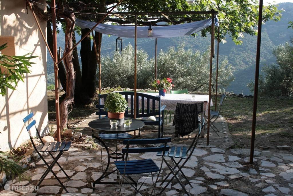 Vakantiehuis Griekenland, Epirus, Ano Kotsanopoulon-Preveza Finca Galerie-Unita