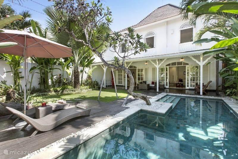 Vacation rental Indonesia, Bali, Sanur - villa The Colonial Villa Bali