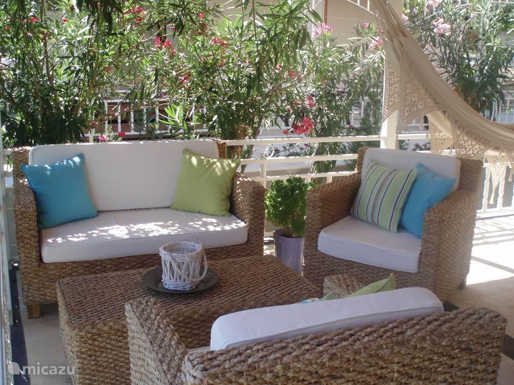 Vakantiehuis Turkije, Egeïsche Zee – geschakelde woning Villa Evin in Kusadasi, Turkije