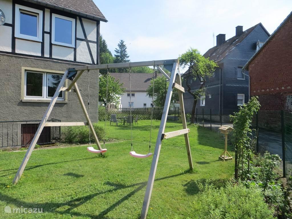 Vakantiehuis Duitsland, Sauerland, Medebach Boerderij Haus am Wilde Aar 4-6 personen