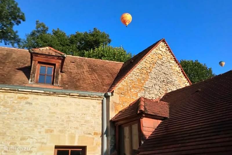 Vakantiehuis Frankrijk, Dordogne, Saint-Martial-de-Nabirat Vakantiehuis Laurence