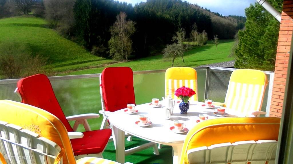 Vakantiehuis Duitsland, Eifel, Adenau Appartement Haus am Krekelbach