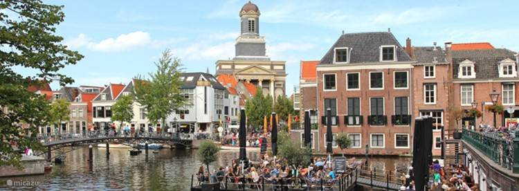 De omgeving van Noordwijk