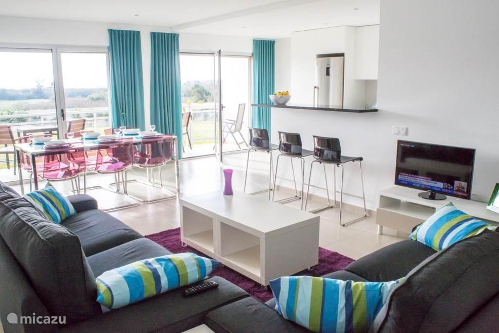 Vakantiehuis Portugal, Costa de Prata, São Martinho do Porto Appartement Carmona