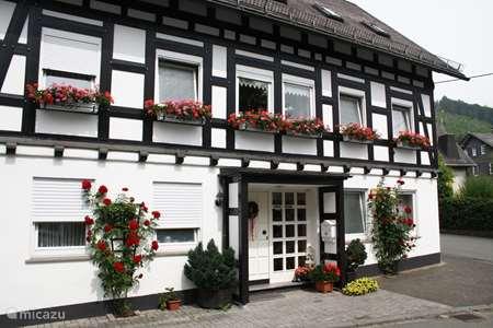 Vakantiehuis Duitsland – appartement Haus am Medebach type B 4 personen