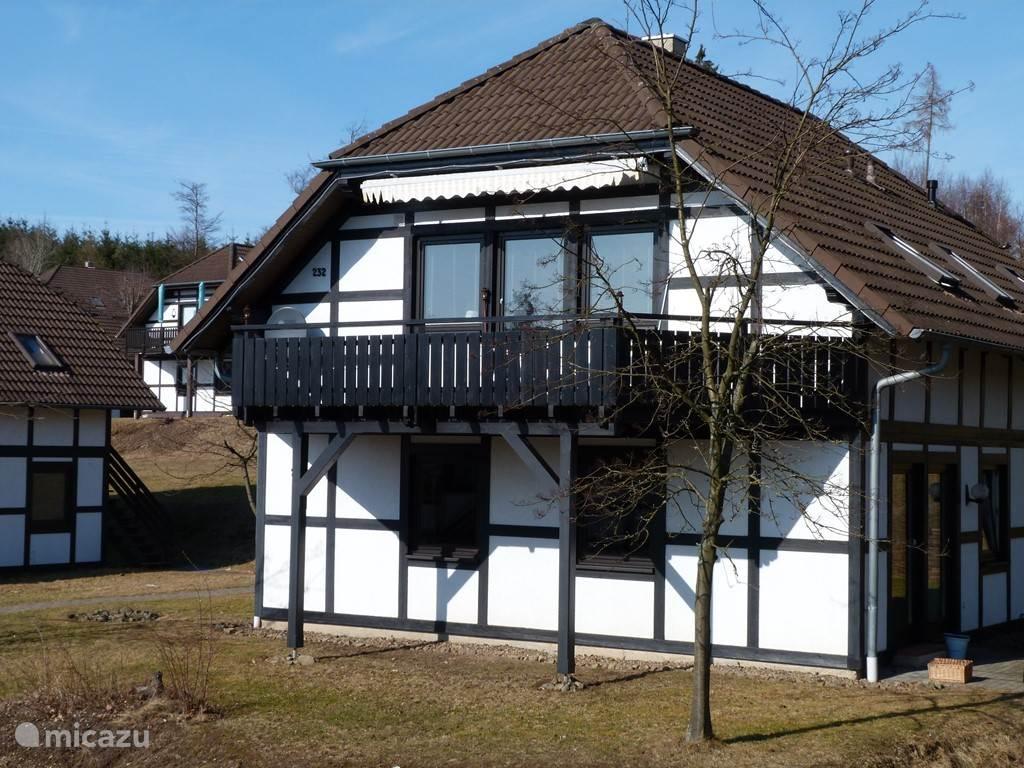 Vakantiehuis Duitsland, Sauerland, Frankenau Vakantiehuis House of Rootz 232 (Bovenwoning)
