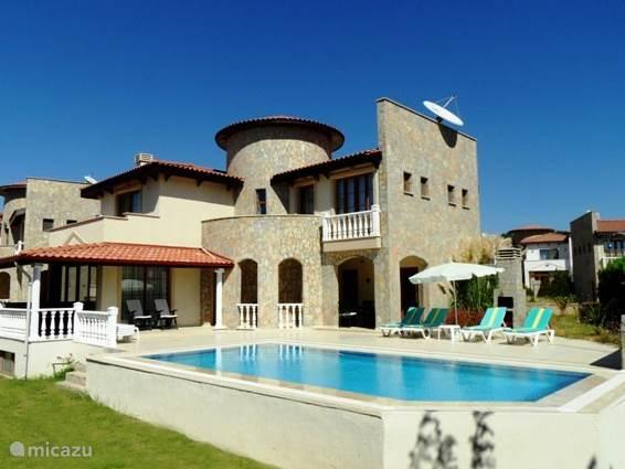 Vakantiehuis Turkije, Egeïsche Zee, Kusadasi villa Villa Bako