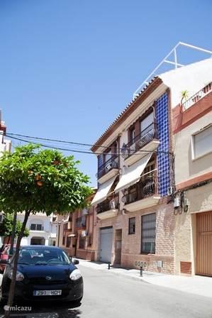 Vakantiehuis Spanje, Costa del Sol, Fuengirola Penthouse Edf. Girasol