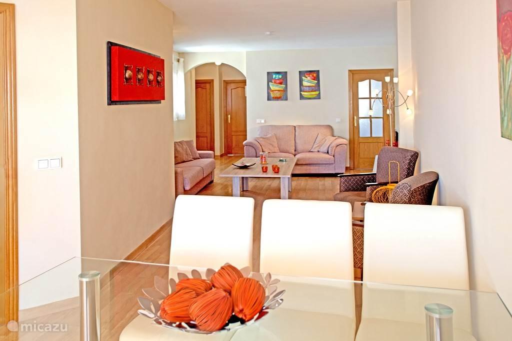Prachtige grote woonkamer