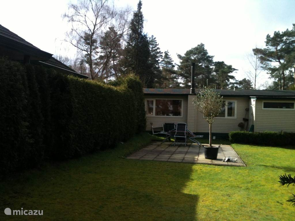 Vacation rental Netherlands – chalet Chalet on quiet beautiful Veluwe