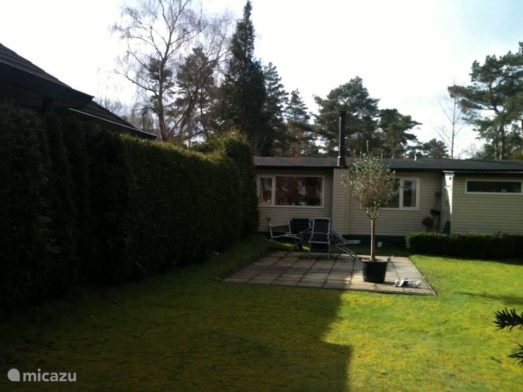 Vakantiehuis Nederland, Gelderland, Otterlo - chalet Chalet op de rustige mooie Veluwe