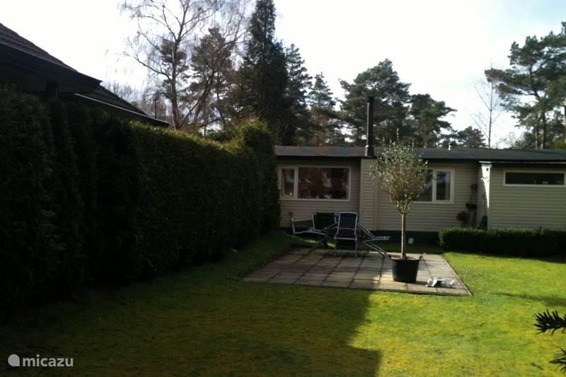 Vakantiehuis Nederland, Gelderland, Otterlo Chalet Chalet op de rustige mooie Veluwe