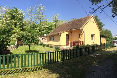 Vakantiehuis Hongarije – vakantiehuis Vlinderboerderijtje