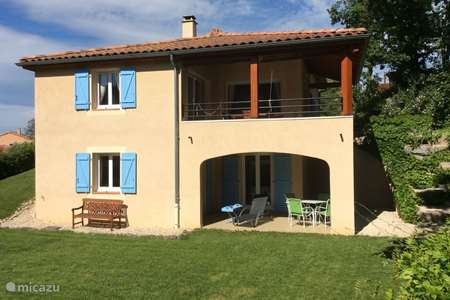 Vacation rental France, Ardèche, Vallon-Pont-d'Arc villa Villa Tournesol (86)