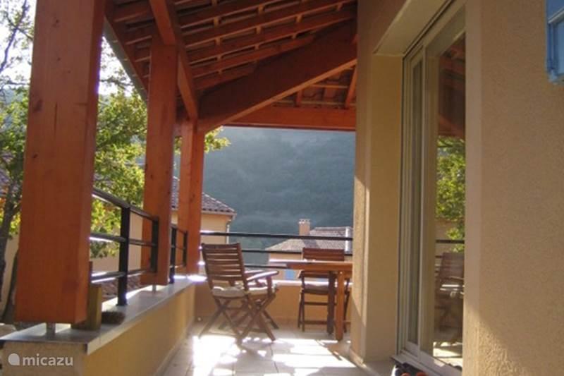 Vakantiehuis Frankrijk, Ardèche, Vallon-Pont-d'Arc Villa Villa Tournesol