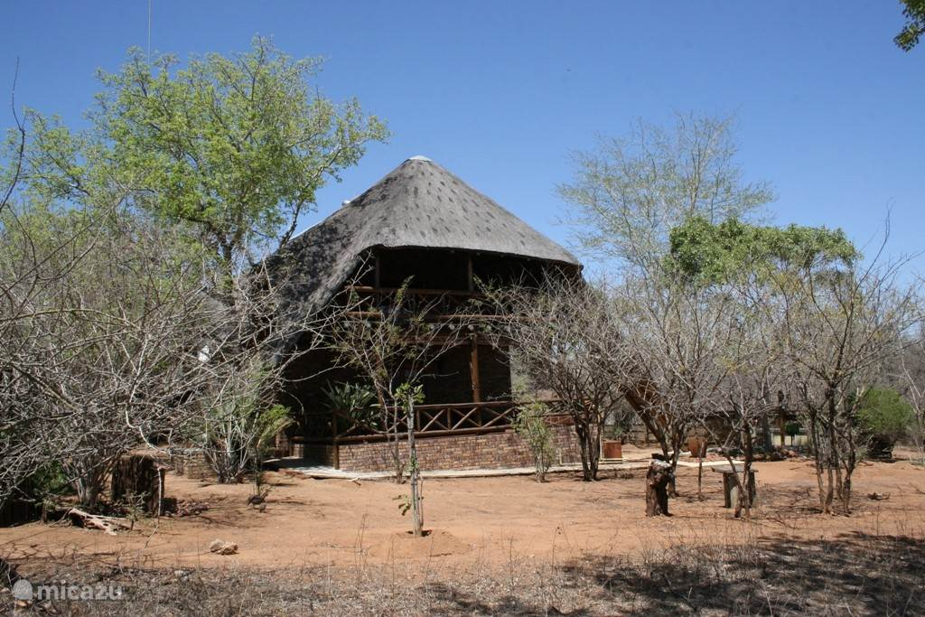 Villa Khamkirri met uitzicht op Krugerpark en Crocodile River.