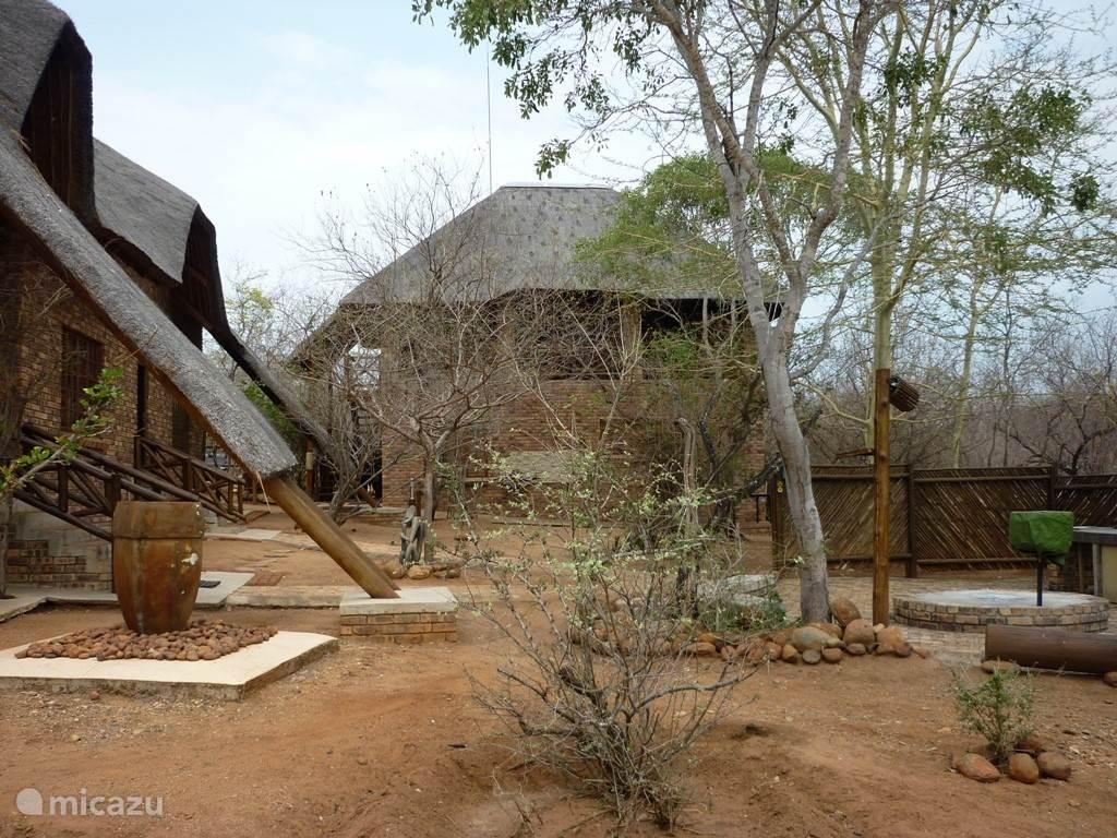 Villa Khamkirri en cottage