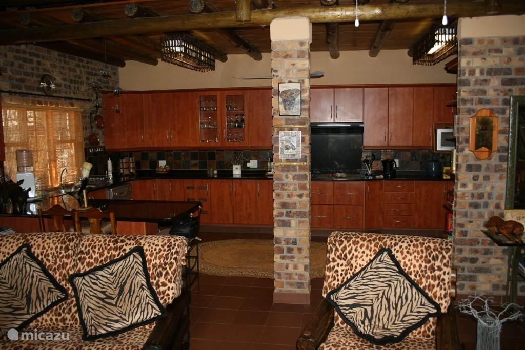 Vakantiehuis Zuid-Afrika, Mpumalanga, Marloth Park Villa Villa Khamkirri