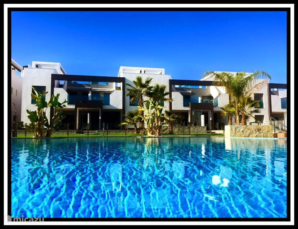 Vacation rental Spain, Costa Blanca, Orihuela Costa  penthouse La Casa Martinez