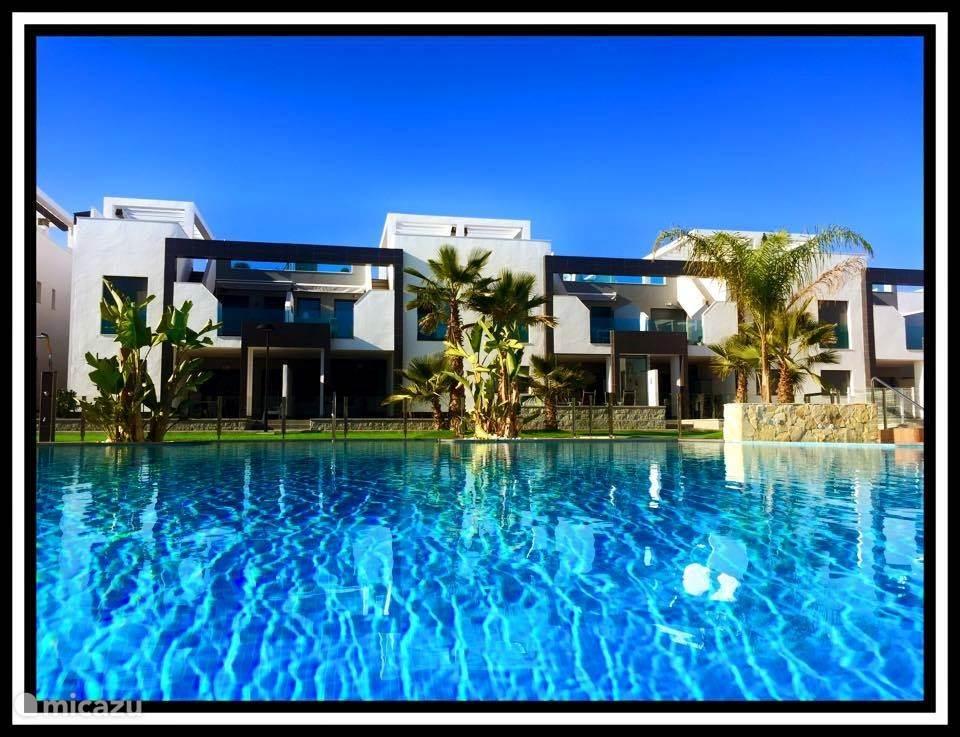 Vakantiehuis Spanje, Costa Blanca, Orihuela Costa Penthouse La Casa Martinez