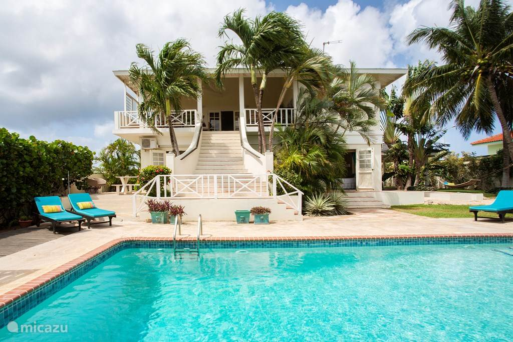 Vakantiehuis Curaçao, Banda Ariba (oost), Jan Thiel Villa Villa Vista Royal