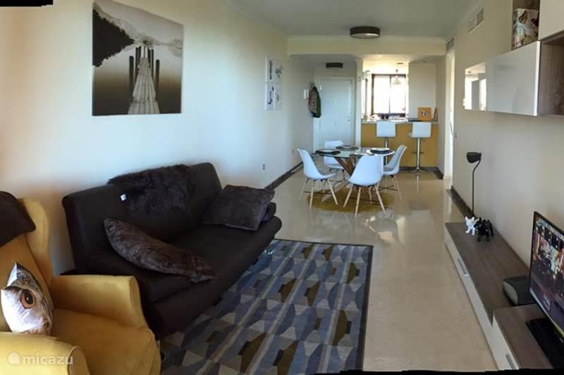 Vakantiehuis Spanje, Costa del Sol, Mijas Costa Appartement CasaCalanova