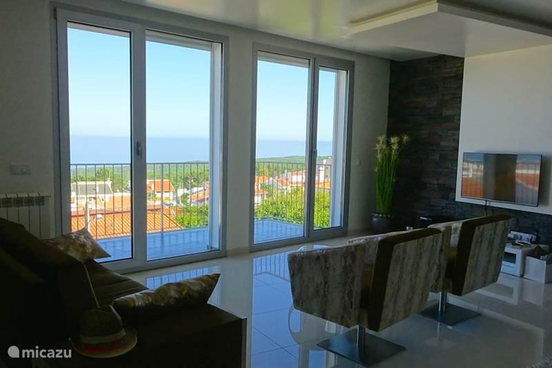 Vakantiehuis Portugal, Costa de Prata, Nazaré Penthouse Vista e Vida