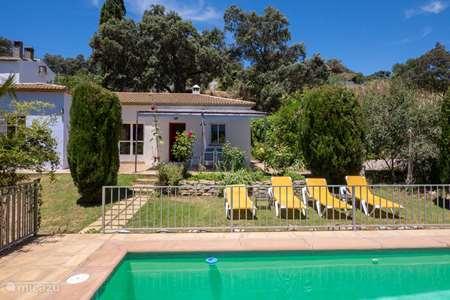 Vakantiehuis Spanje, Andalusië, Ronda vakantiehuis Casa Vallecillo
