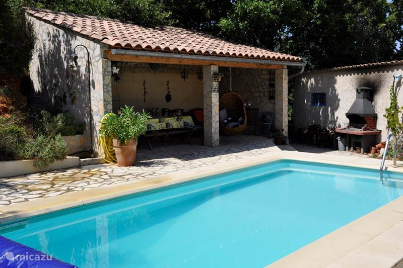 Vacation rental France, Ardèche, Bessas Villa Villa Bessas
