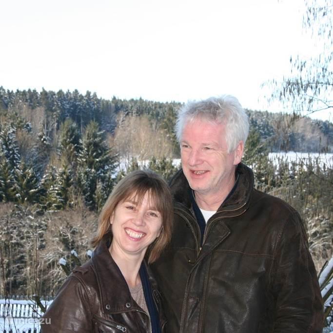 Bernice & Johan Uittenhout