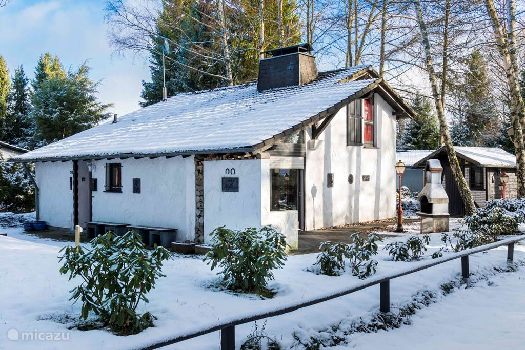 Winter in de Eifel.