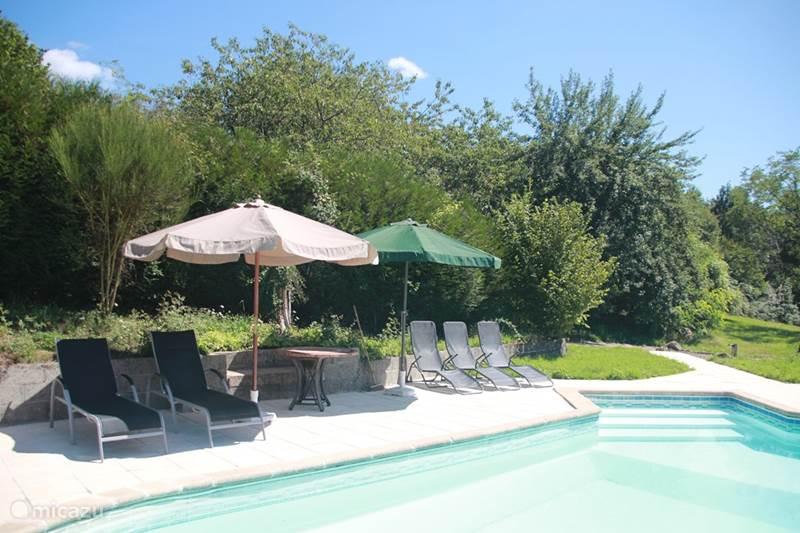 Vacation rental France, Creuse, Saint-Moreil Villa Les Moulins le Manoir