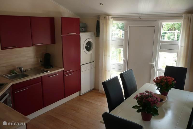 Vakantiehuis huren micazu mijn huis jouw vakantie - Keuken voor chalet ...