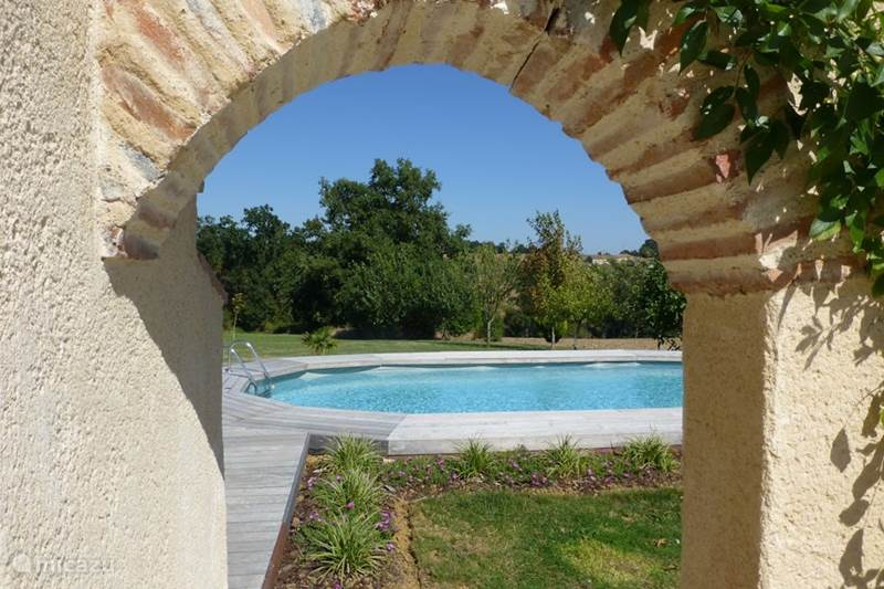 Vacation rental France, Lot-et-Garonne, Marmande Holiday house Maussac