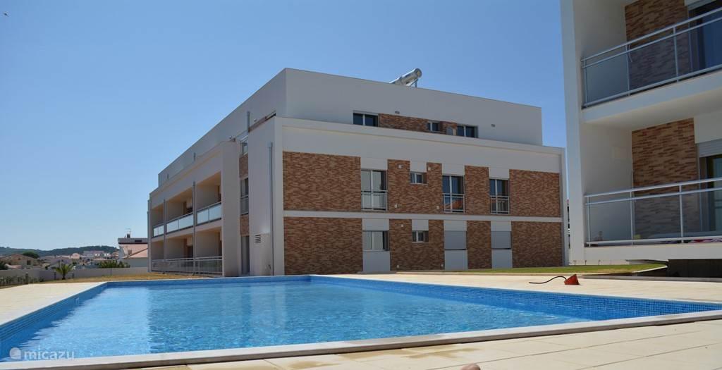 Vakantiehuis Portugal, Costa de Prata, São Martinho do Porto Appartement Residentie Carmona