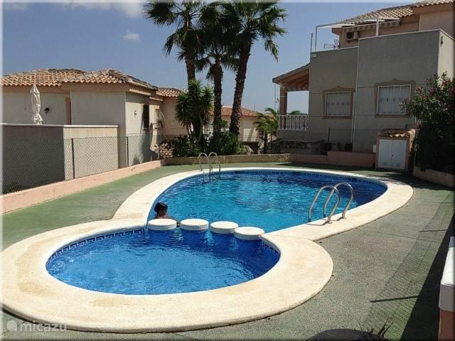 Vakantiehuis Spanje, Costa Blanca, Daya Vieja - appartement Gastenverblijf Casa Oliva Rojales